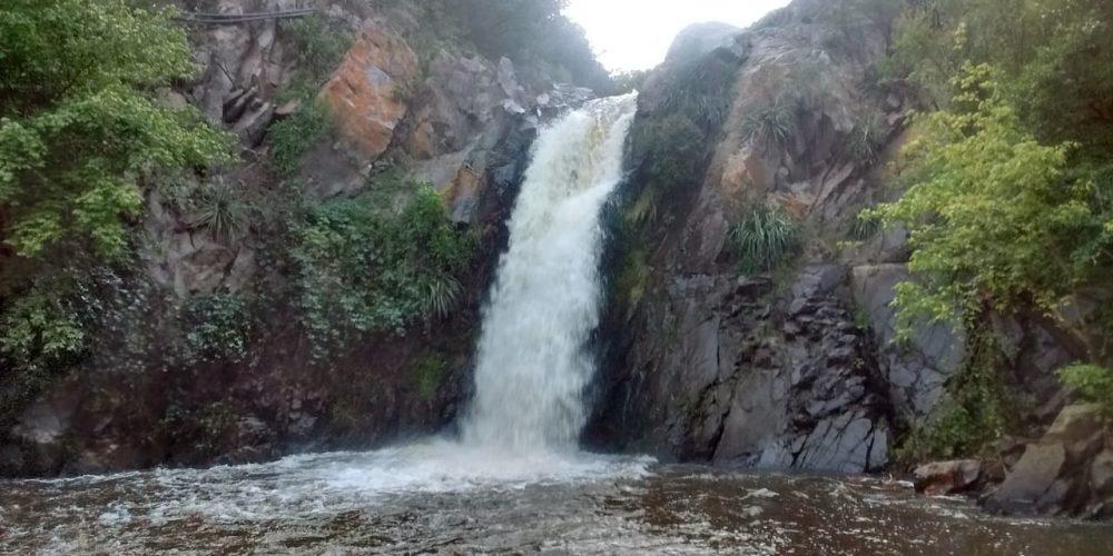 Cascada de Los Hornillos